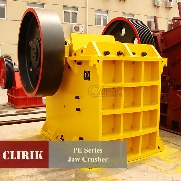 Convenient Operation road construction jaw crusher equipment