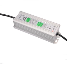 Waterproof solar led driver 70W boost driver 12-24v input 1500mA output for led street lamp