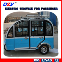 Customised multiple passenger electric tricycle cargo motor tricycle