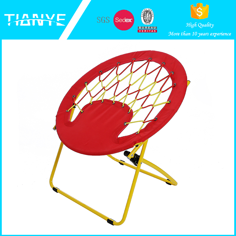 professional factory modern easy-carry living room comfortable leisure bungee folding <strong>chair</strong>