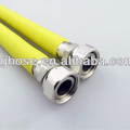 DN12 stainless steel metal flexible gas connector