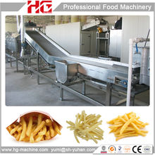 Whole Automatic French Fries/Potato Chips Making Machine with Best Price