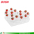 Clear acrylic modern design lollipop stand plexiglass candy display for retail store