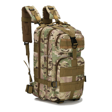 Tactical millitary heavy duty zippers Backpack Mountaineering 3P Trekking Climbing hiking Bag Backpack