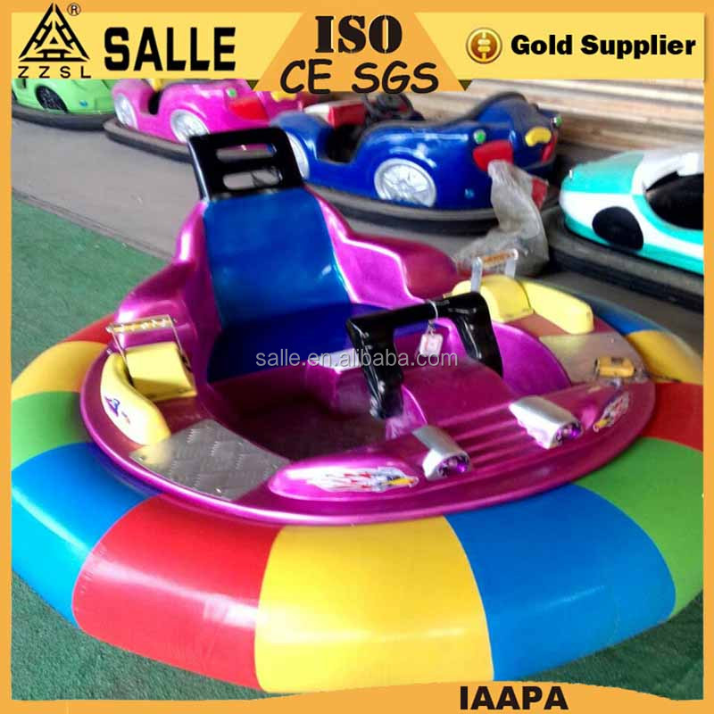 Best selling new fun park inflatable used amusement car electric car inflatable bumper car