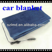Energy saving car heated warm blanket