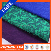 Woman snake skin clothing fabrics for the pants or leggings