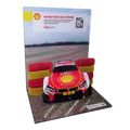 Motor Car Racing Acrylic Display