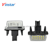 Vinstar LED License Plate Lamp for Camry Tuning LED Tail Light LED Number Plate Lights