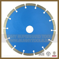 9inch 230mm diamond cutting disc for marble and granite