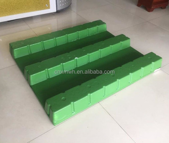 Eco-friendly Light Duty Air Pallet Foam Pallet EPS+PET Pallet