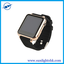 Latest cheap branded smart watch phone with sim card slot