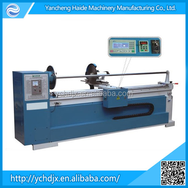 2015 sell best Automatic tire strip cutting machine