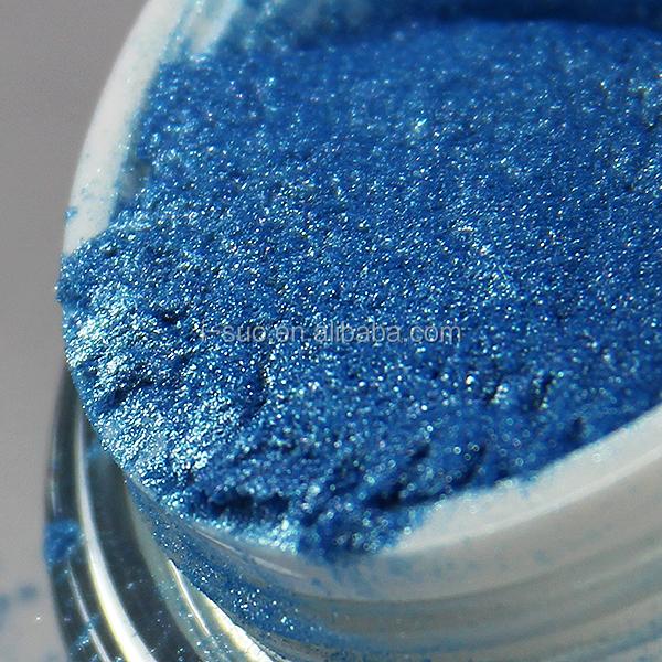 inorganic sheeny safe cosmetic pigment