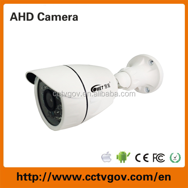 Waterproof AHD 720P Outdoor Bullet Cheap Surveillance Cameras
