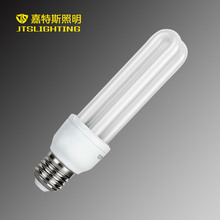 7W 3000h 15w 12mm tube halogen B22 or E27 Energy Saving lamp light 2u bulbs 18w cfl