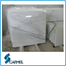 Oriental White Marble Tile for wall cladding