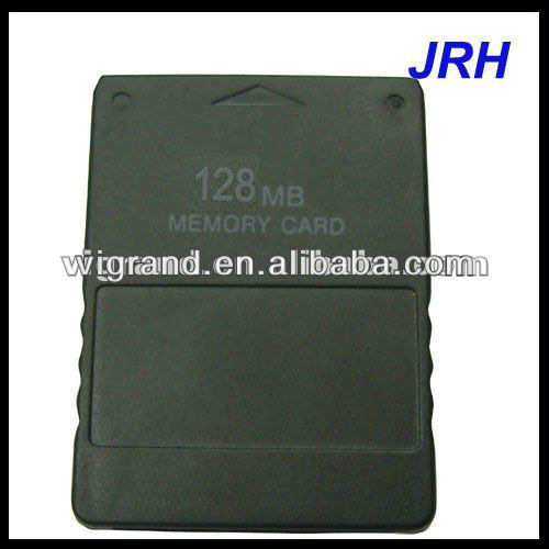 For PS2 Memory Card 8M/16M/32M/64M/128M