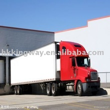 Inland Trucking from Factory