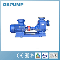 Diesel Engine Driven Waste Oil Water Pump