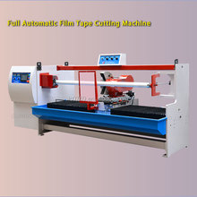 China Factory Automatic Cloth Tape Cutting Machine