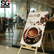 Waterproof PVC sign board foam pvc 3d sign board for advertising