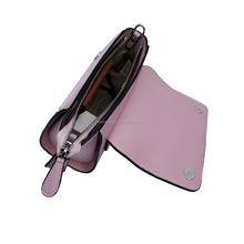 Customised Branded Fancy PVC Pink Beach Shoulder Ladies Bag Handbag with Handles