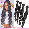 2017 Top Quality No Tangle No Shedding 8A Grade Brazilian Hair Weaving Unprocessed Wholesale Virgin Brazilian Hair