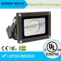 Bronze 5 years warranty cULs LED flood light 24 volt
