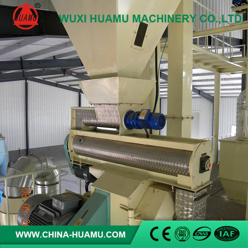 Most popular creative customized shrimp feed machinery production line