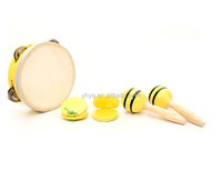 Orff musical instrument percussion sets