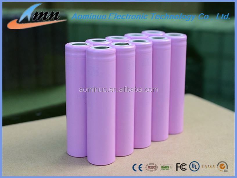 Hot sale hight quanlity 3.7V 2600MAH 18650 battery lithium rechange protected battery