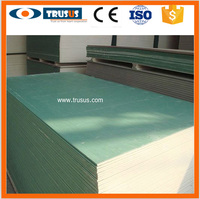 Decorative Interior Ceiling Design Colored Waterproof Plasterboard