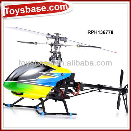2.4G 6 channel titan 450 se v2 rtf helicopter