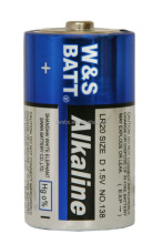 1.5V D SIZE ALKALINE BATTERY (OEM Welcomed)
