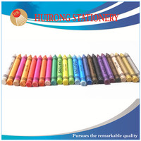 24 lumber colors crayons in bulk non toxic wax crayons for kids