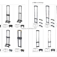 New Design Of Telescopic Luggage Trolley