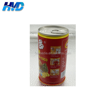 FRUIT CAN for canned pineapple packing