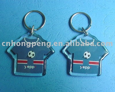clothes Key chain
