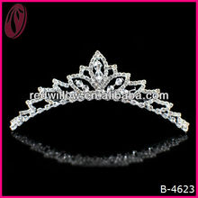 Happy Birthday Rhinestone Tiaras For Adults