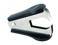 Stationery office sheets metal staple remover
