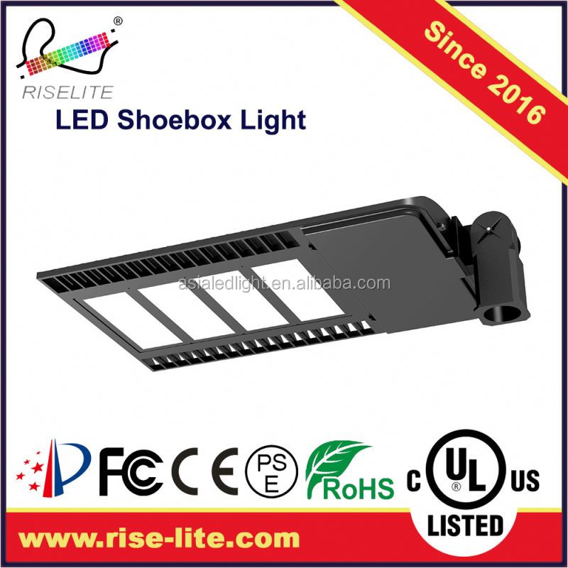 modular design 150w LED street light with bridgelux chip and meanwell driver
