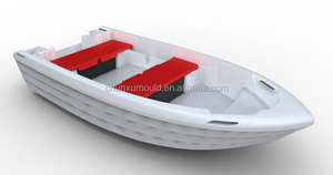 rotomolding small boat plastic boat for fishing