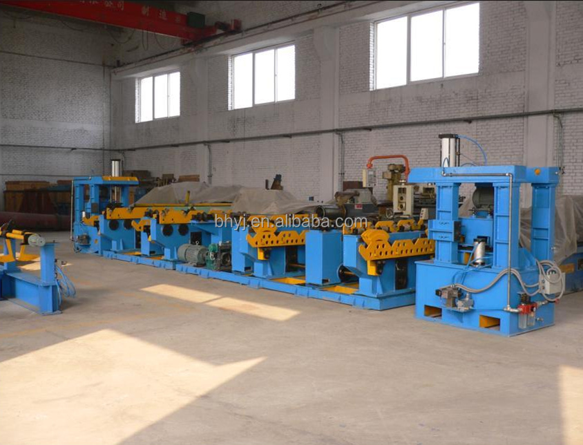 SSAW/LSAW/HSAW/SAW New and second hand welded tube mill