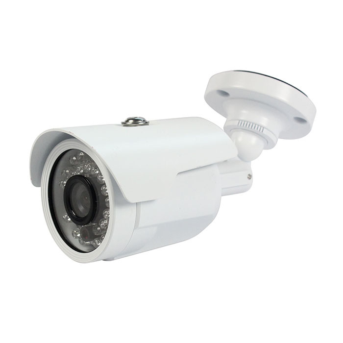 promotion complete cctv system 800tvl 4pcs Outdoor security cameras + 1pcs 4ch D1 DVR recorder cctv camera kit