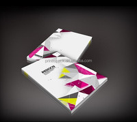 Full colour hardcover book printing