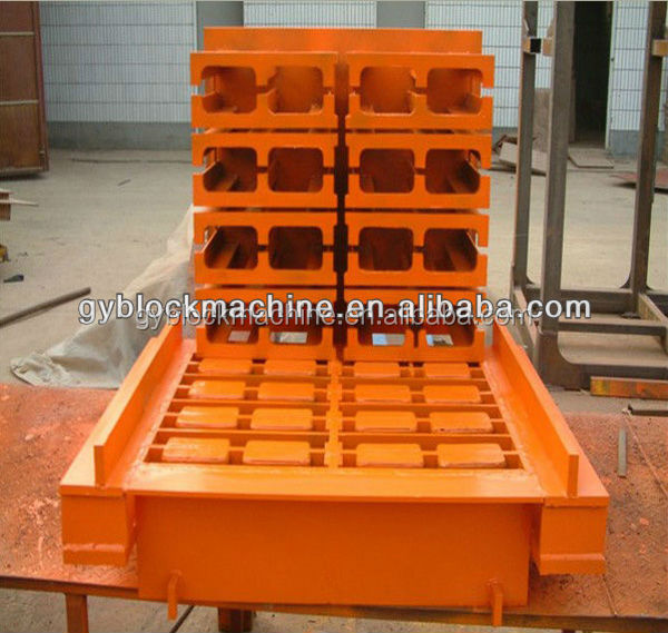 Small business low investment GYM-QTY2-20 Hydraulic Cement concret interlocking block Brick Making Machine Price in India