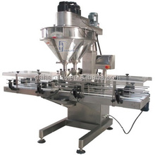 Automatic Two Lanes Jar Filling Machine
