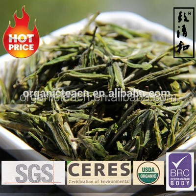 Oganic Maofeng Tianmuqingding green <strong>tea</strong> A Direct Manufacturer CERES BRC NOP EC Certified own production/own organic <strong>tea</strong> farm