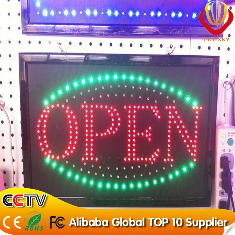 2016 hottest products led letter lights sign top quanlity yiwu fly sky lighting factory 2548 cm